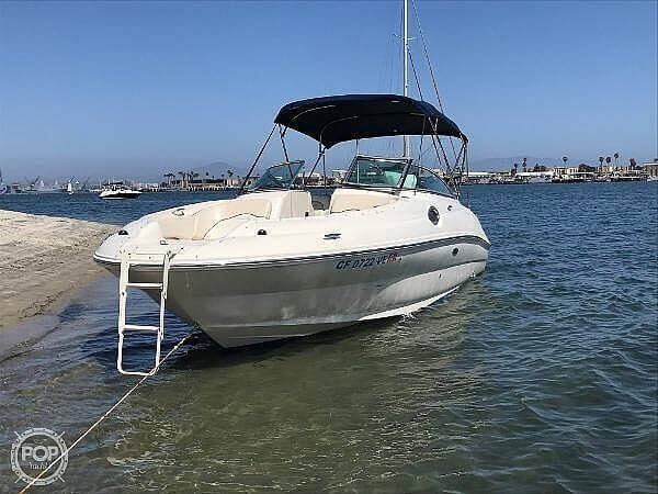 2008 Sea Ray boat for sale, model of the boat is 240 Sun Deck & Image # 4 of 40