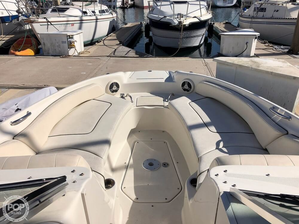 2008 Sea Ray boat for sale, model of the boat is 240 Sun Deck & Image # 5 of 40