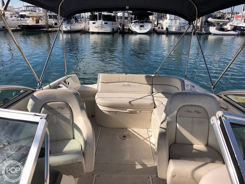 2008 Sea Ray boat for sale, model of the boat is 240 Sun Deck & Image # 6 of 40