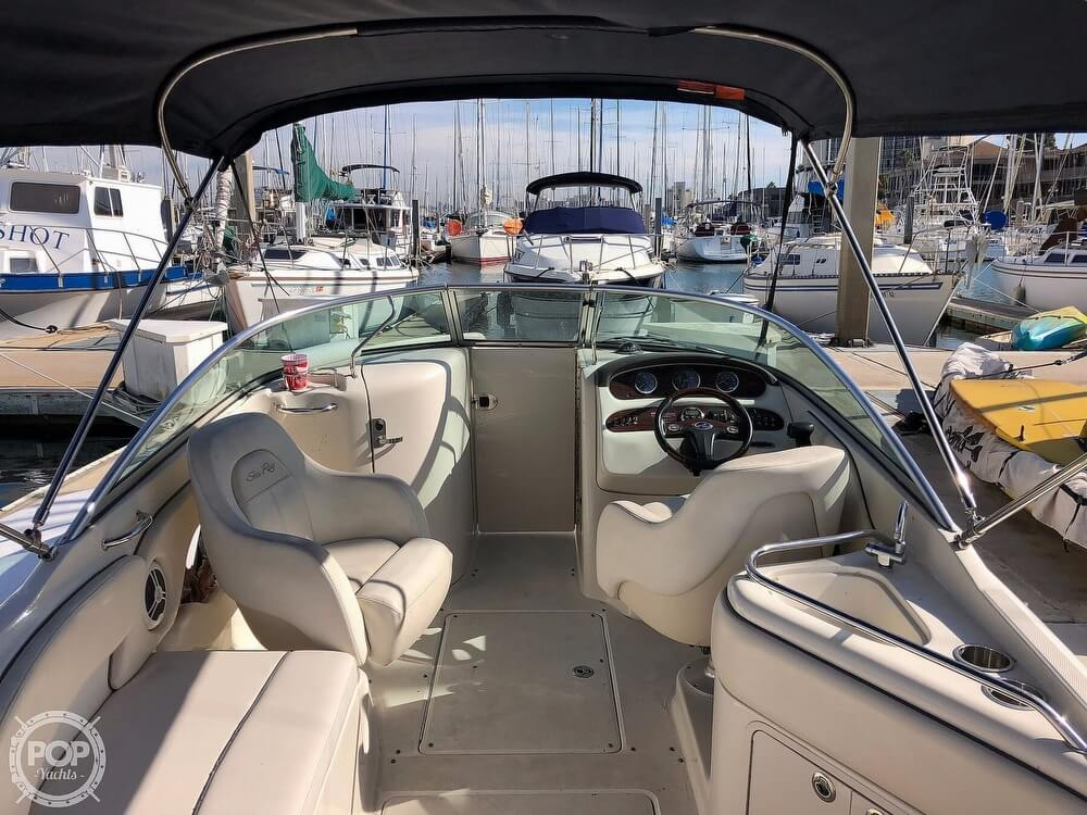 2008 Sea Ray boat for sale, model of the boat is 240 Sun Deck & Image # 7 of 40