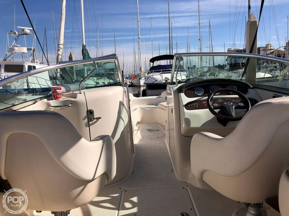 2008 Sea Ray boat for sale, model of the boat is 240 Sun Deck & Image # 8 of 40