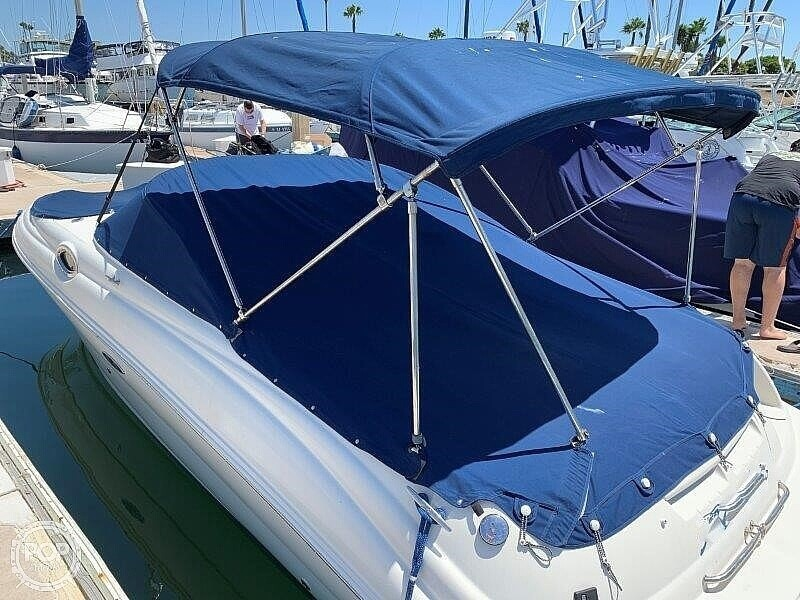 2008 Sea Ray boat for sale, model of the boat is 240 Sun Deck & Image # 14 of 40