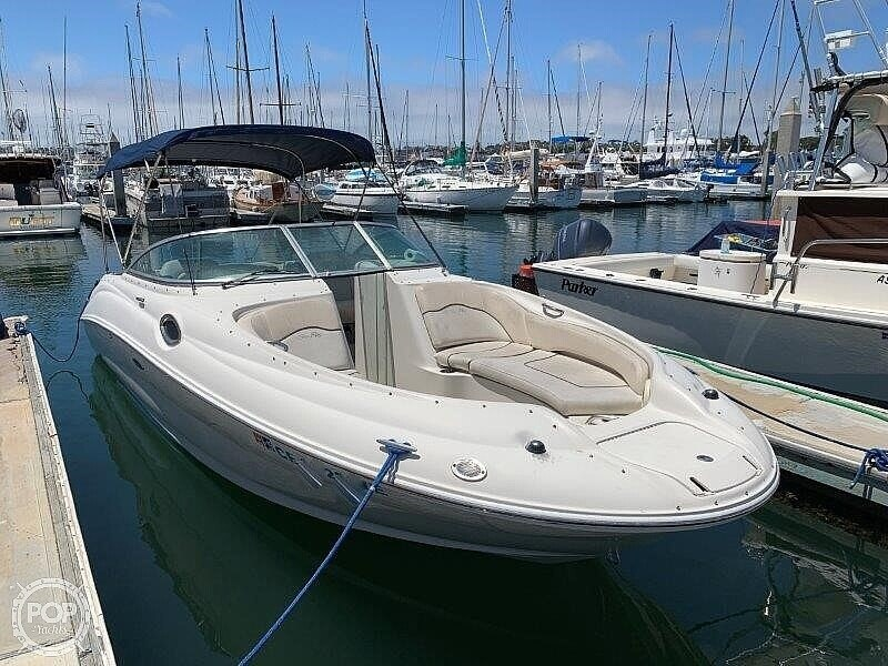 2008 Sea Ray 240 Sun Deck - #$LI_INDEX