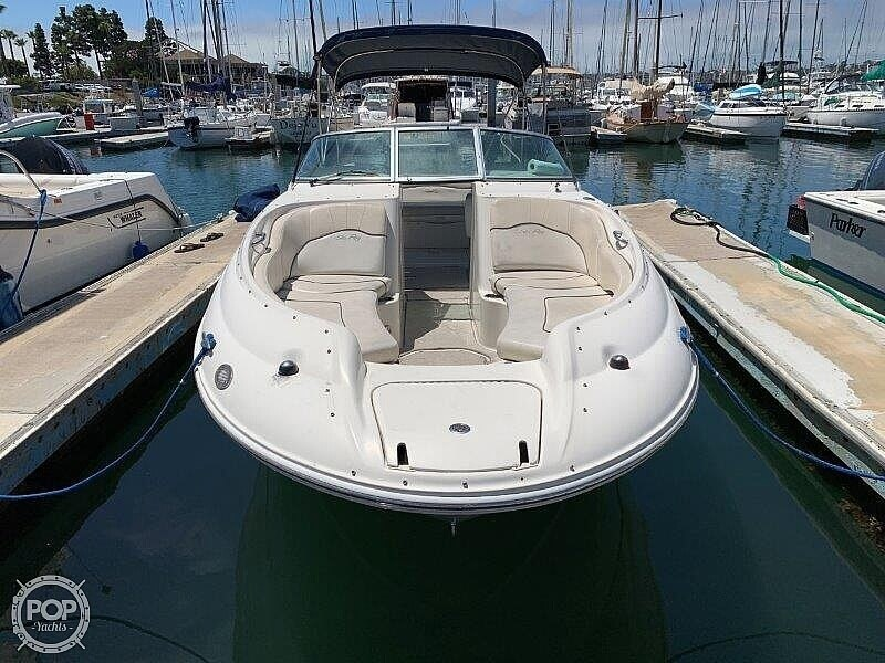 2008 Sea Ray boat for sale, model of the boat is 240 Sun Deck & Image # 15 of 40
