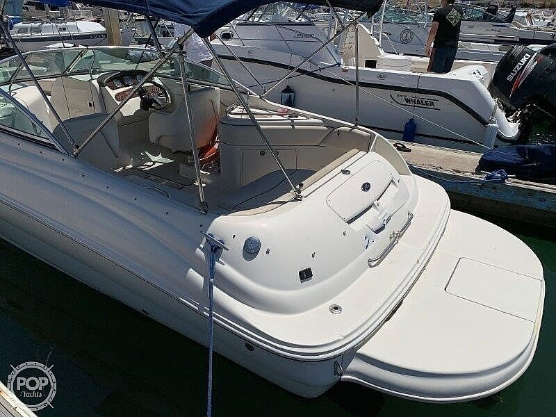 2008 Sea Ray boat for sale, model of the boat is 240 Sun Deck & Image # 17 of 40