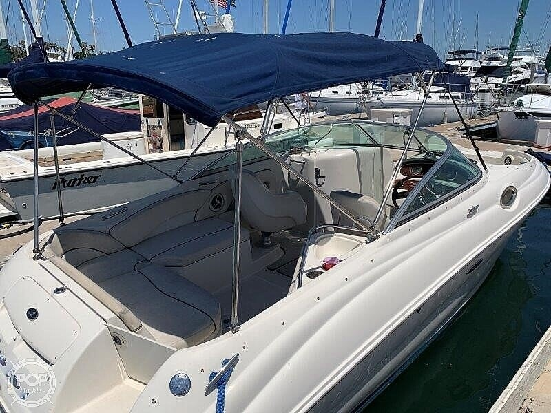 2008 Sea Ray boat for sale, model of the boat is 240 Sun Deck & Image # 20 of 40