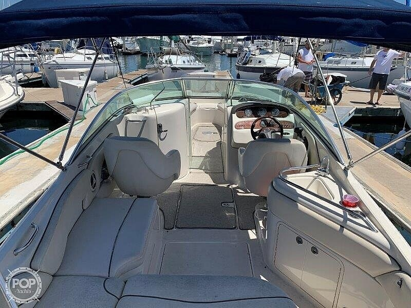 2008 Sea Ray boat for sale, model of the boat is 240 Sun Deck & Image # 23 of 40