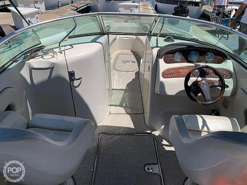 2008 Sea Ray boat for sale, model of the boat is 240 Sun Deck & Image # 40 of 40