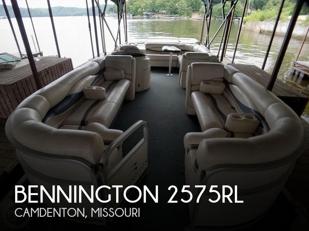 Used Bennington Boats For Sale by owner   2004 Bennington 2575RL