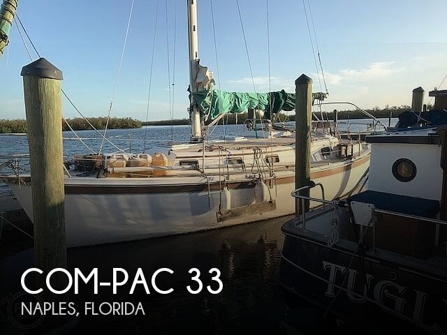 Used Com-Pac Boats For Sale by owner | 1990 Com-Pac 33