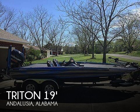 Used Triton  Boats For Sale by owner | 2018 Triton 19