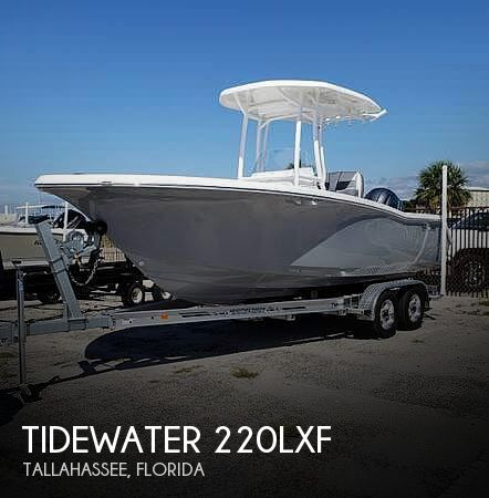 Used Tidewater Boats For Sale by owner | 2018 Tidewater 22