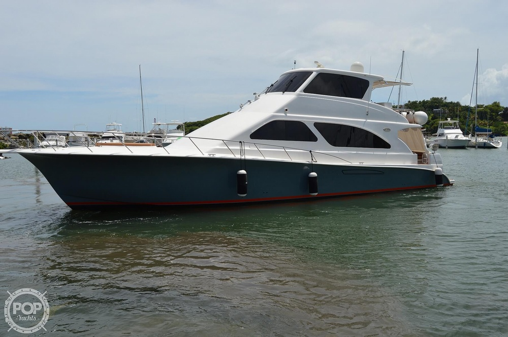 2003 Ocean Yachts boat for sale, model of the boat is 65 & Image # 10 of 40