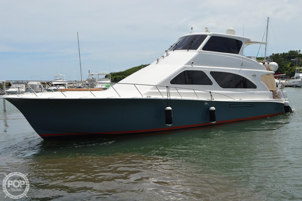 2003 Ocean Yachts boat for sale, model of the boat is 65 & Image # 22 of 40