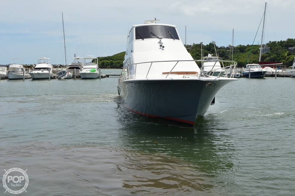 2003 Ocean Yachts boat for sale, model of the boat is 65 & Image # 21 of 40