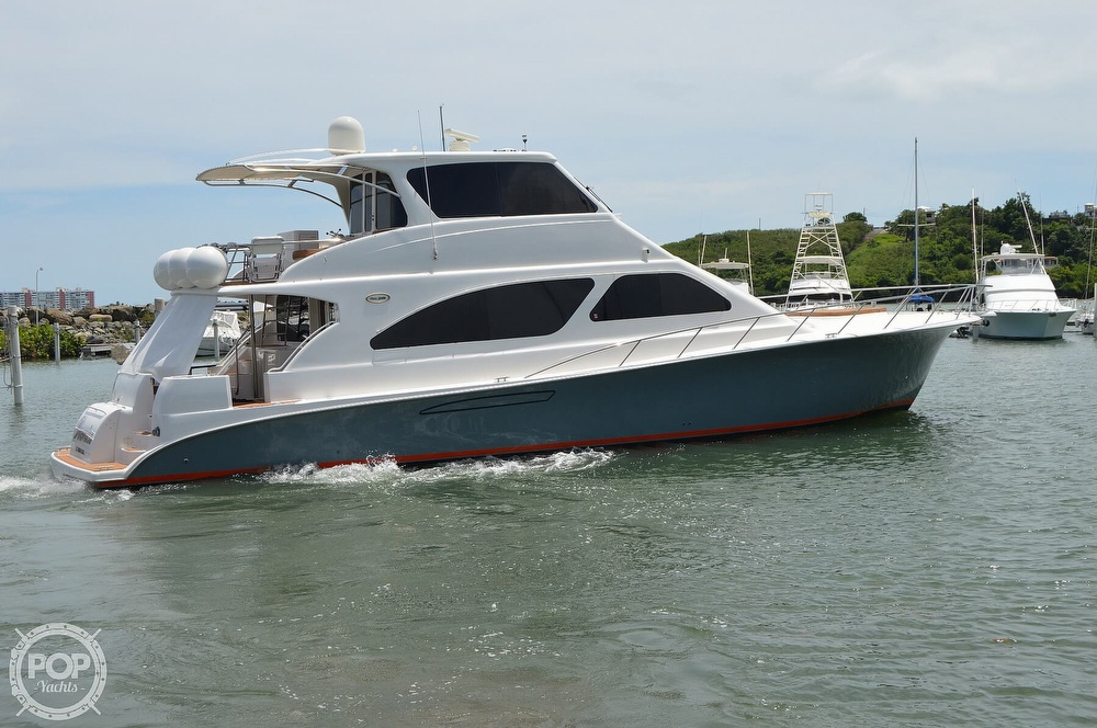 2003 Ocean Yachts boat for sale, model of the boat is 65 & Image # 20 of 40