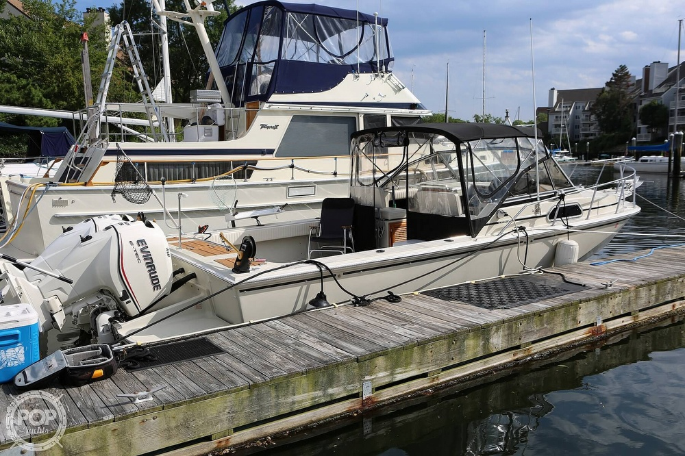 1989 Boston Whaler boat for sale, model of the boat is Outrage 27 & Image # 8 of 40