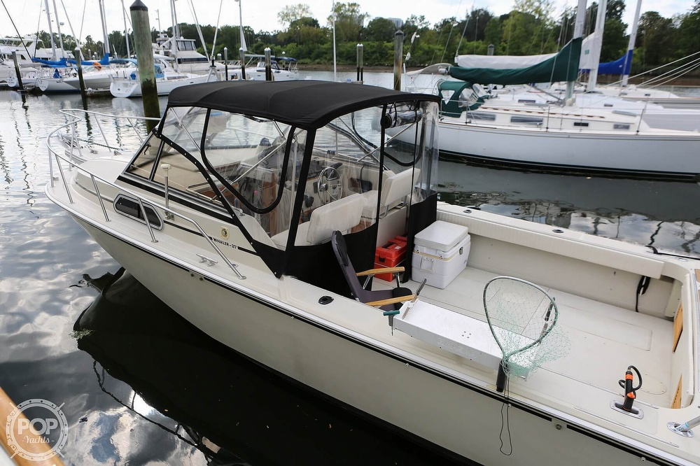 1989 Boston Whaler boat for sale, model of the boat is Outrage 27 & Image # 12 of 40