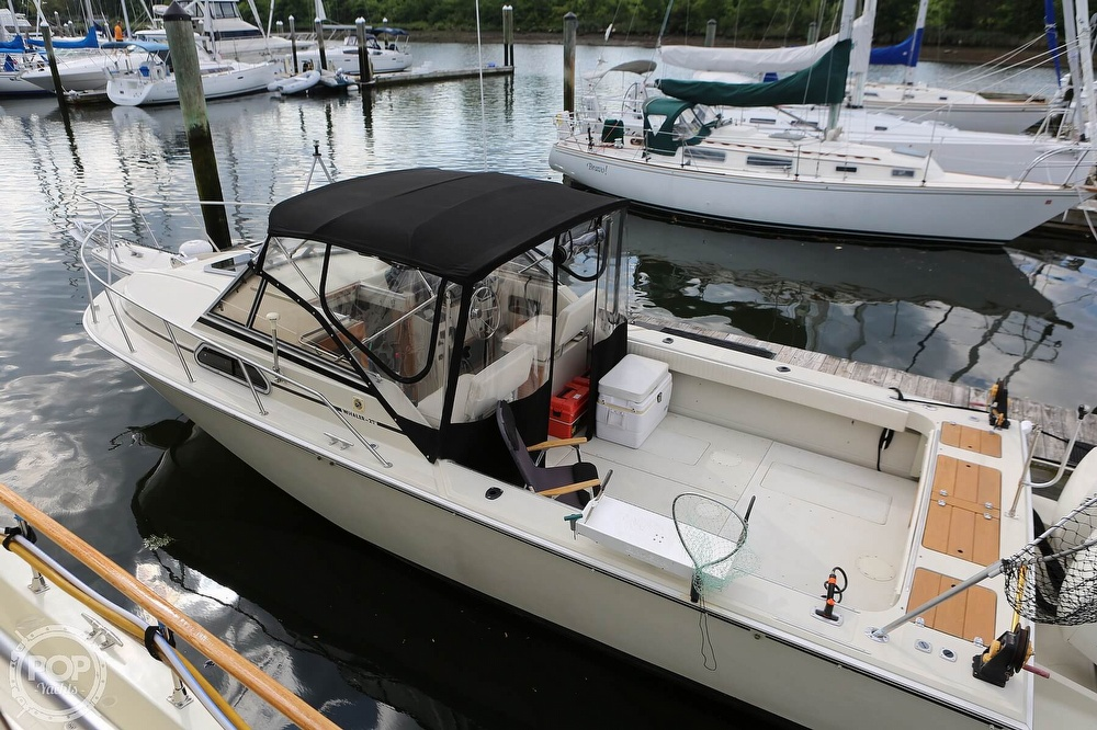 1989 Boston Whaler boat for sale, model of the boat is Outrage 27 & Image # 13 of 40