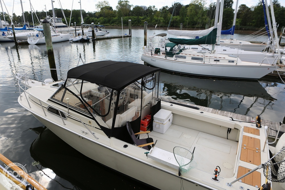 1989 Boston Whaler boat for sale, model of the boat is Outrage 27 & Image # 15 of 40