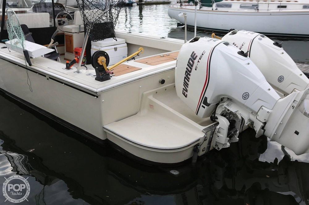 1989 Boston Whaler boat for sale, model of the boat is Outrage 27 & Image # 16 of 40