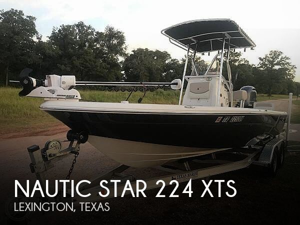 Used Boats For Sale in Austin, Texas by owner | 2016 Nautic Star 22