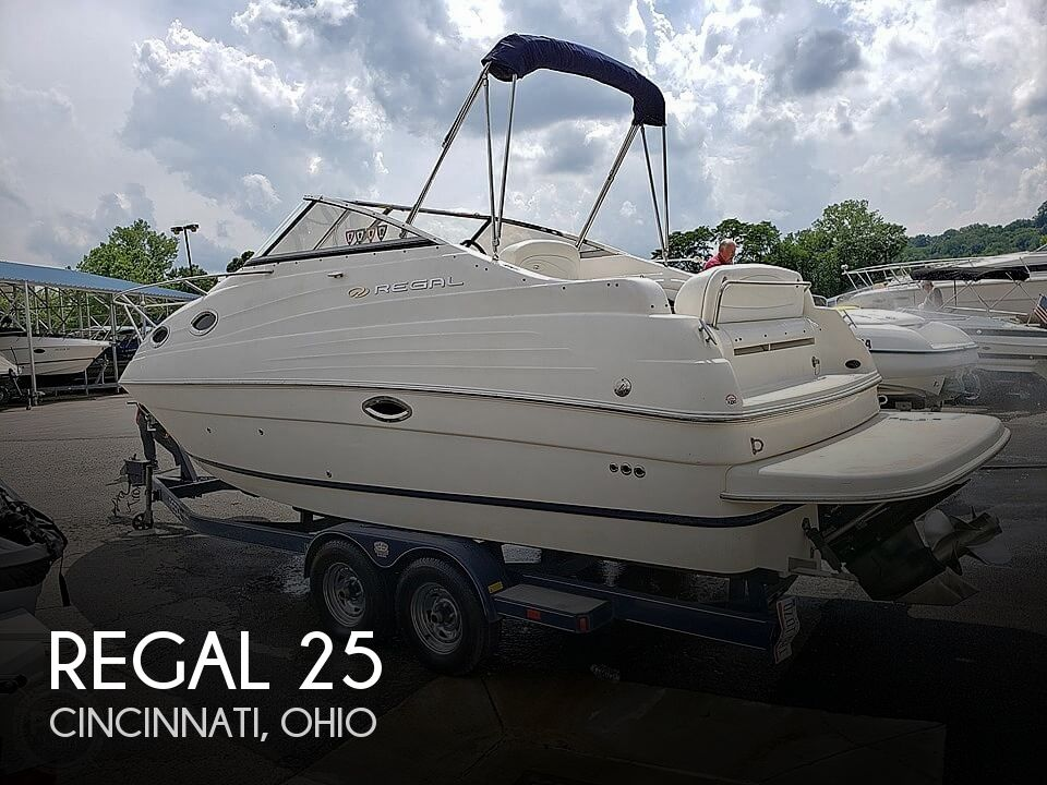 Used Regal 25 Boats For Sale by owner | 2005 Regal 25