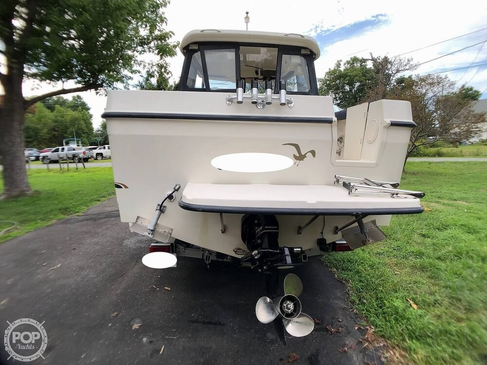 2002 Trophy boat for sale, model of the boat is Pro 2359 WA & Image # 9 of 40