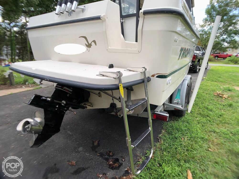 2002 Trophy boat for sale, model of the boat is Pro 2359 WA & Image # 19 of 40