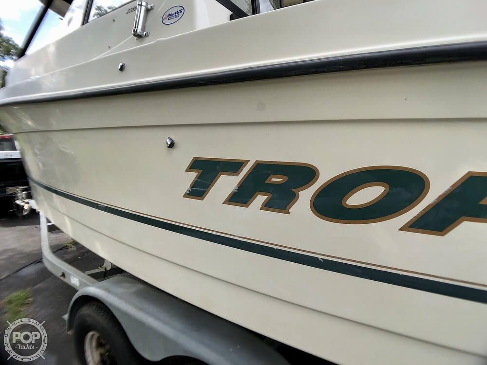 2002 Trophy boat for sale, model of the boat is Pro 2359 WA & Image # 23 of 40