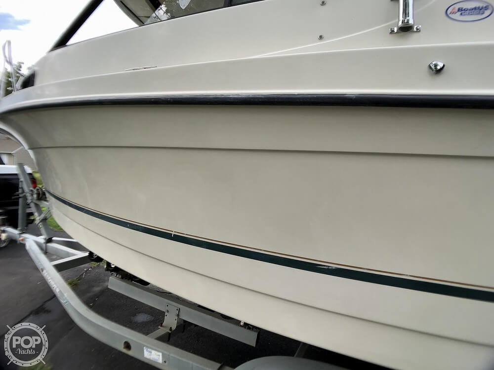 2002 Trophy boat for sale, model of the boat is Pro 2359 WA & Image # 25 of 40