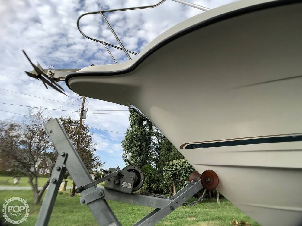 2002 Trophy boat for sale, model of the boat is Pro 2359 WA & Image # 27 of 40