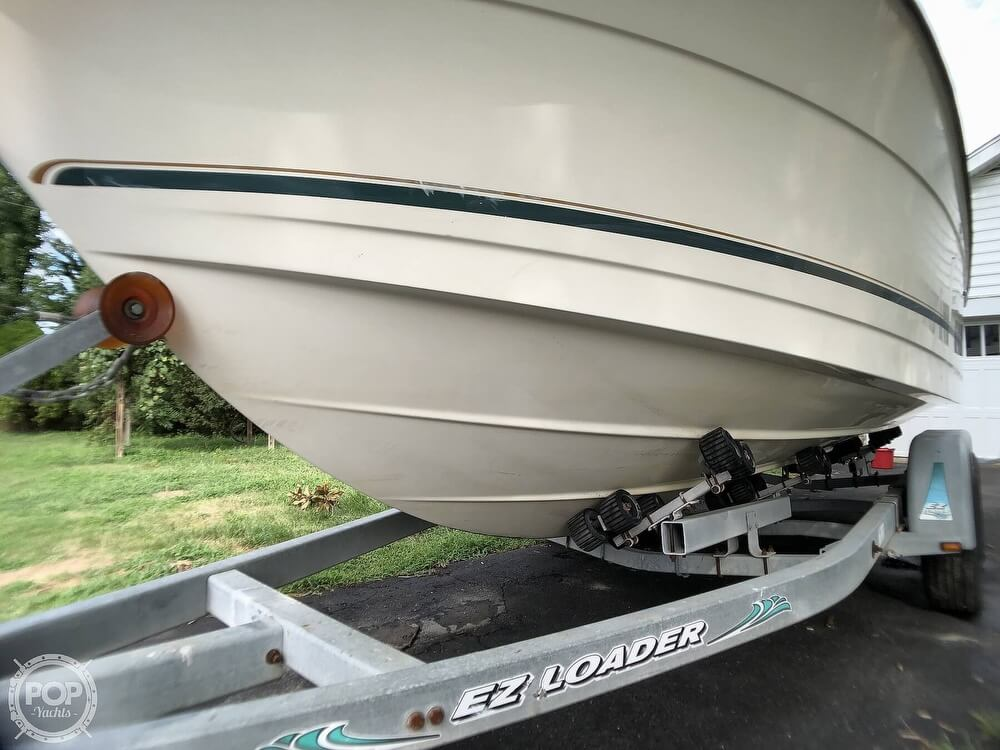 2002 Trophy boat for sale, model of the boat is Pro 2359 WA & Image # 28 of 40