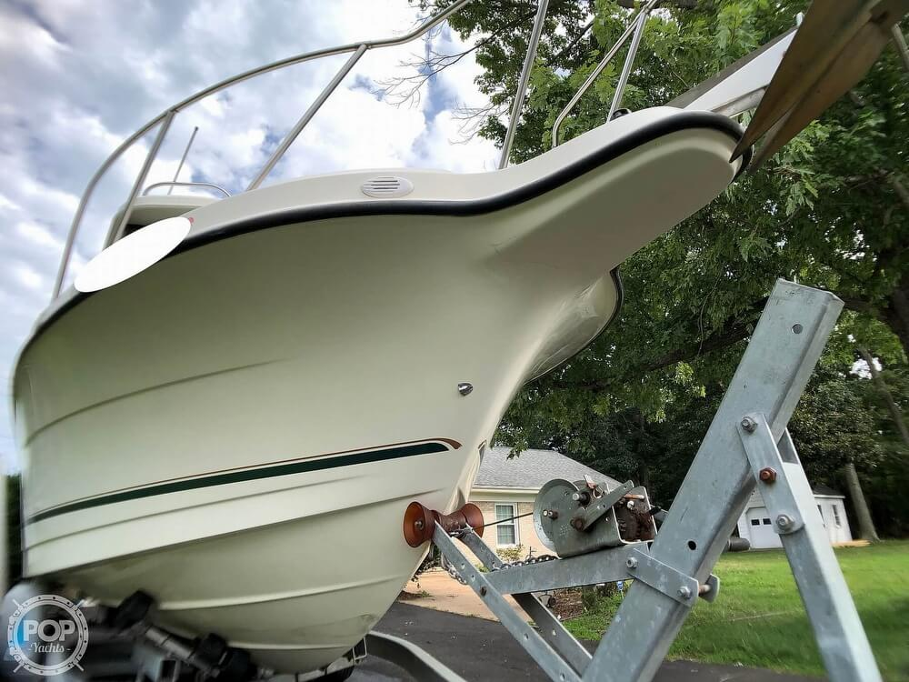 2002 Trophy boat for sale, model of the boat is Pro 2359 WA & Image # 30 of 40