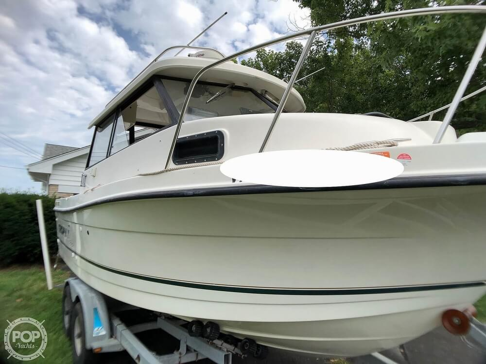 2002 Trophy boat for sale, model of the boat is Pro 2359 WA & Image # 33 of 40