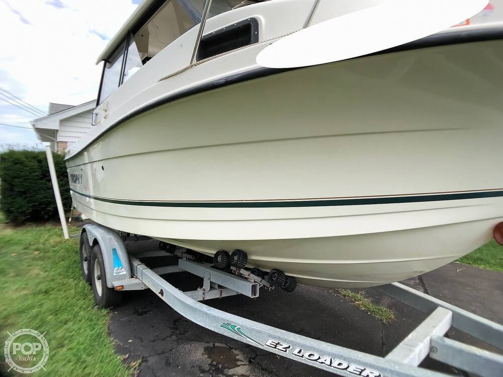 2002 Trophy boat for sale, model of the boat is Pro 2359 WA & Image # 34 of 40