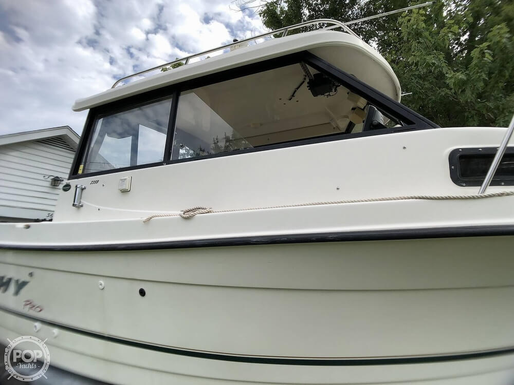 2002 Trophy boat for sale, model of the boat is Pro 2359 WA & Image # 35 of 40