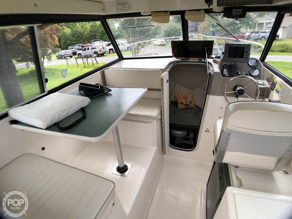 2002 Trophy boat for sale, model of the boat is Pro 2359 WA & Image # 4 of 40