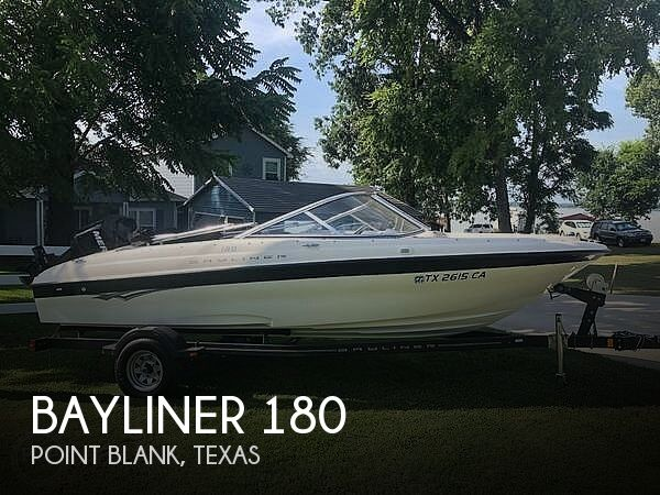 Used Bayliner Boats For Sale in Texas by owner | 2012 Bayliner 18