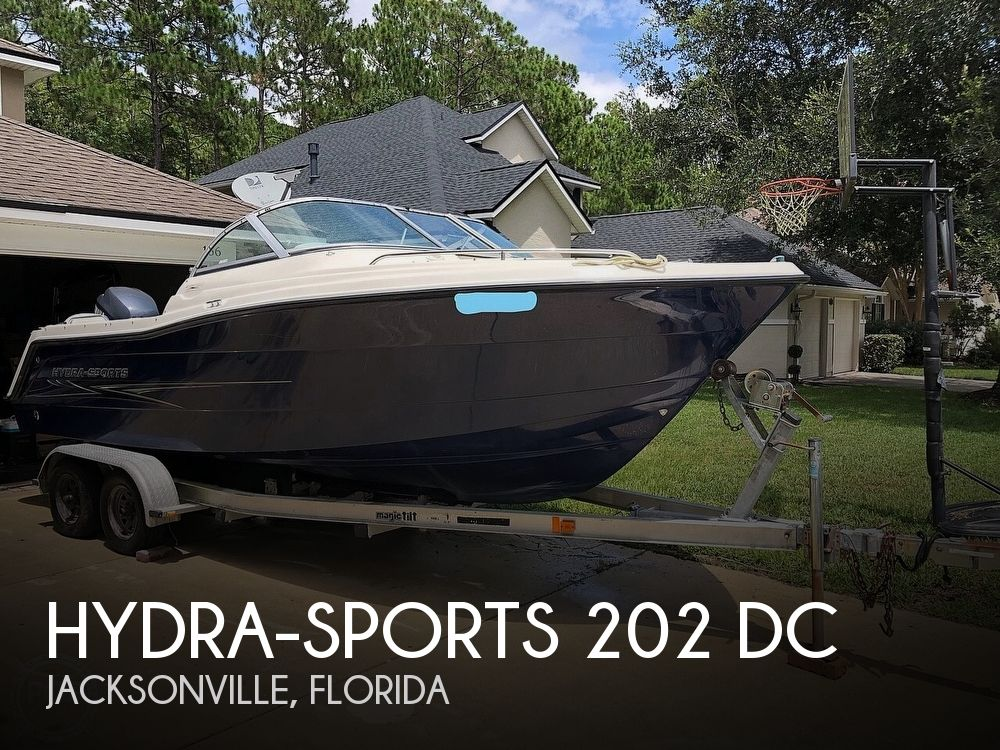 Used Hydra-Sports Boats For Sale by owner | 2008 Hydra-Sports 202 DC