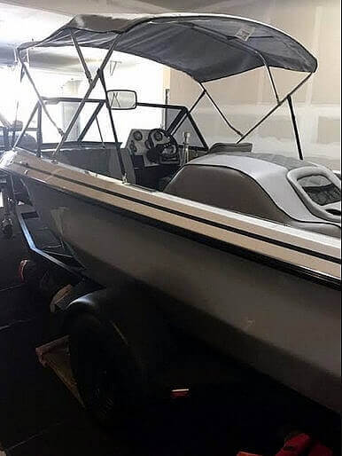 1990 Ski Brendella boat for sale, model of the boat is 19 Pro Comp & Image # 13 of 41