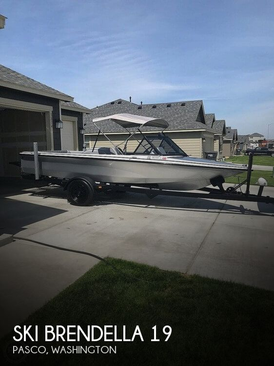 1990 Ski Brendella boat for sale, model of the boat is 19 Pro Comp & Image # 1 of 41