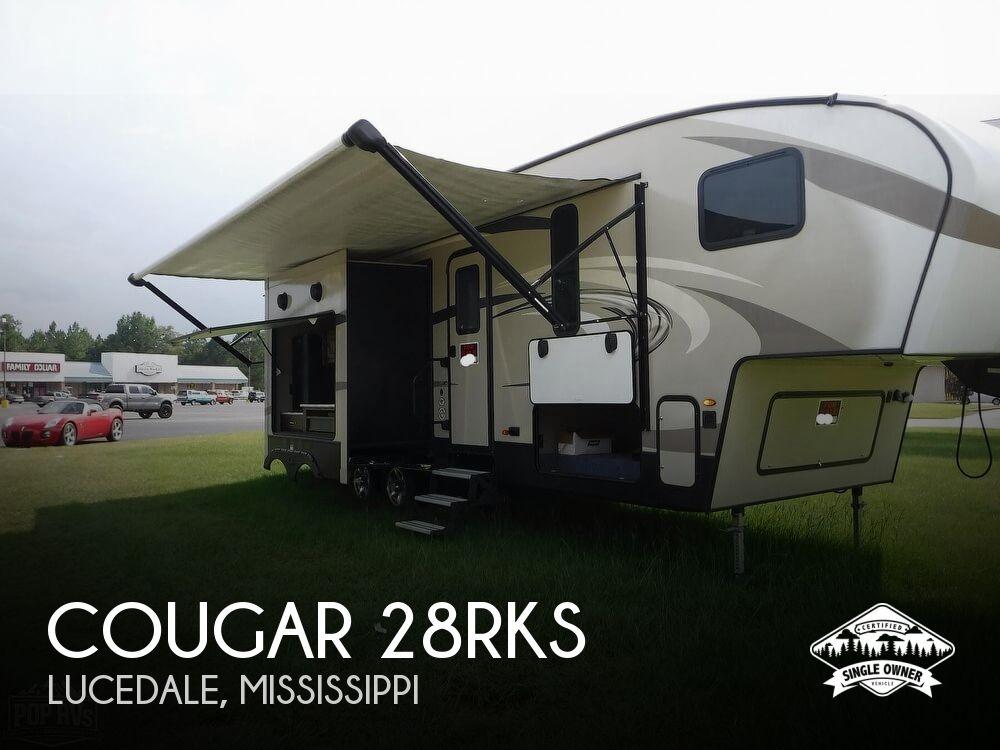 2018 Keystone Cougar 28RKS