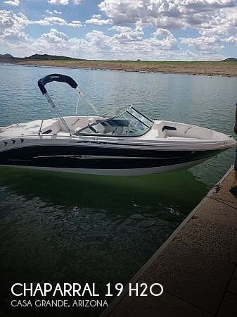 Used Chaparral H2O Boats For Sale by owner | 2013 Chaparral Chaparral H2o