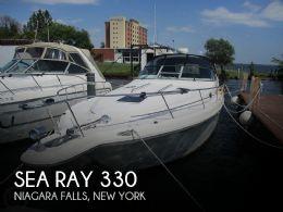 1999 Sea Ray 330 Sundancer