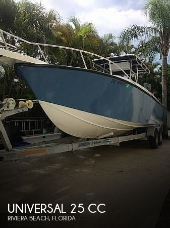 Used Universal Boats For Sale by owner | 1988 Universal 25