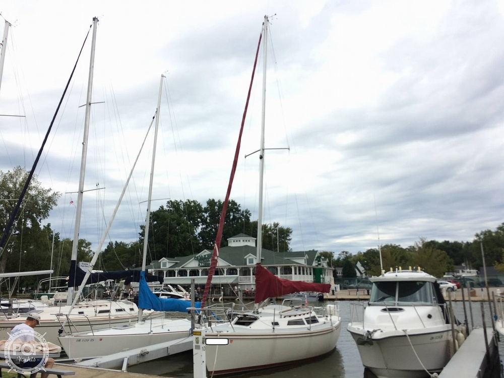 1991 Catalina Yachts boat for sale, model of the boat is Capri 26 & Image # 22 of 40