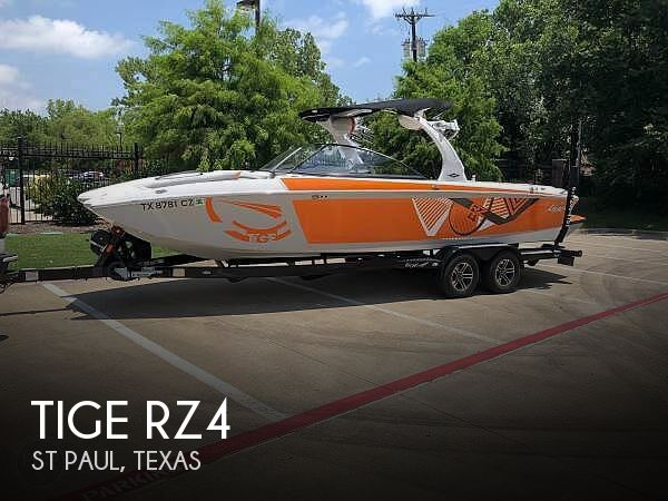 Used Boats For Sale in Dallas, Texas by owner | 2015 Tige 24