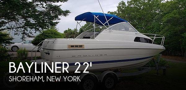 Used Bayliner 22 Boats For Sale by owner | 2006 Bayliner 22