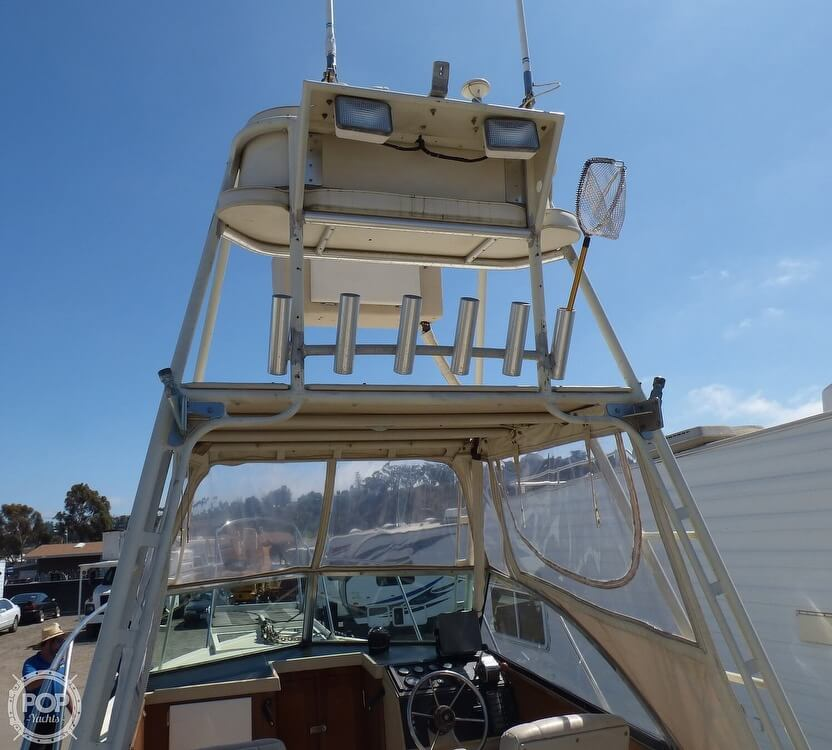 1980 Blackman boat for sale, model of the boat is 23 & Image # 4 of 40